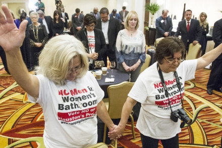 How Houston's Religious Right Launched LGBTQ Bathroom Debate