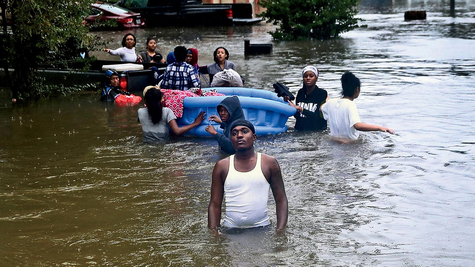 Houston: A Global Warning