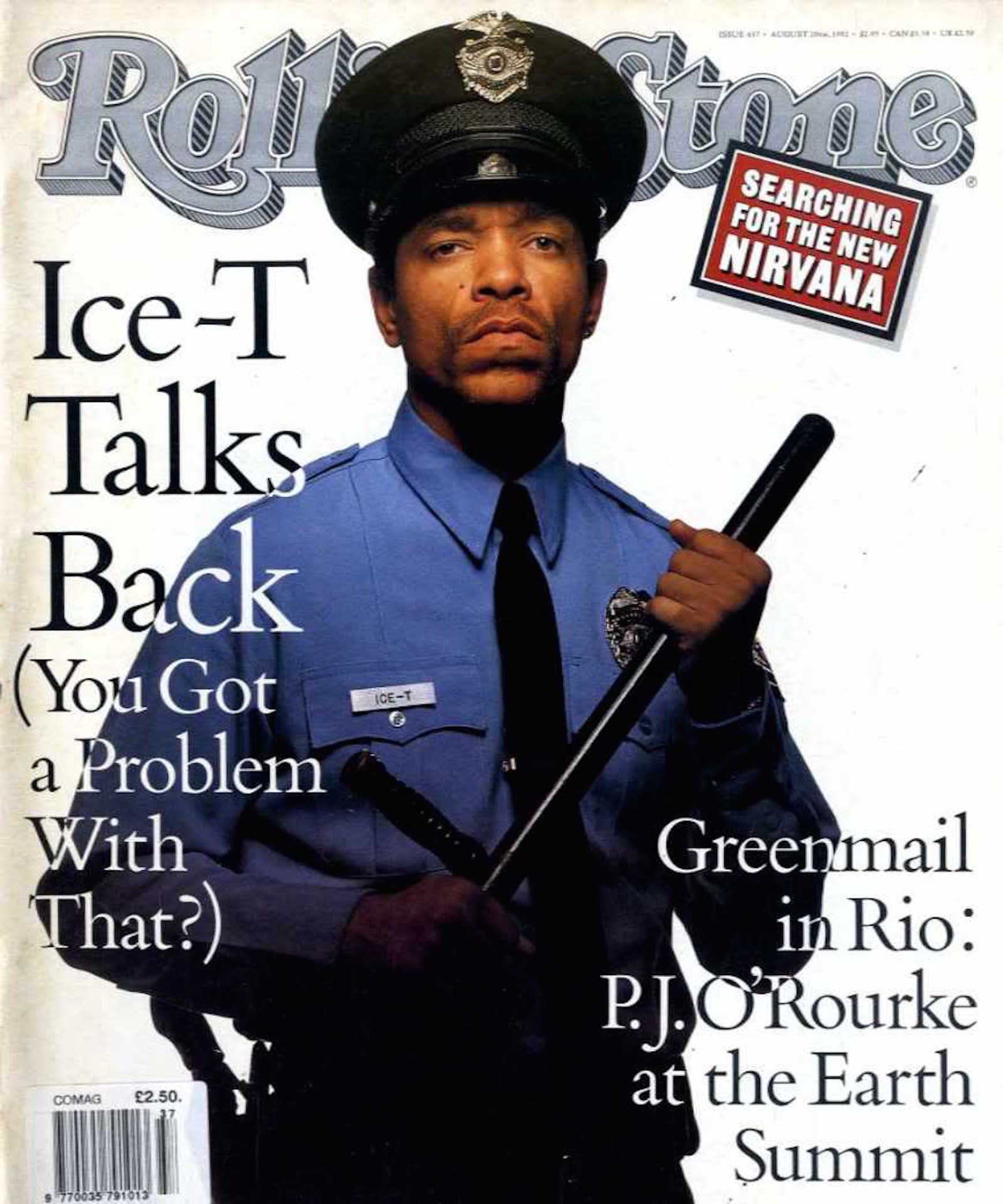 The Rolling Stone Interview: Ice-T - Rolling Stone