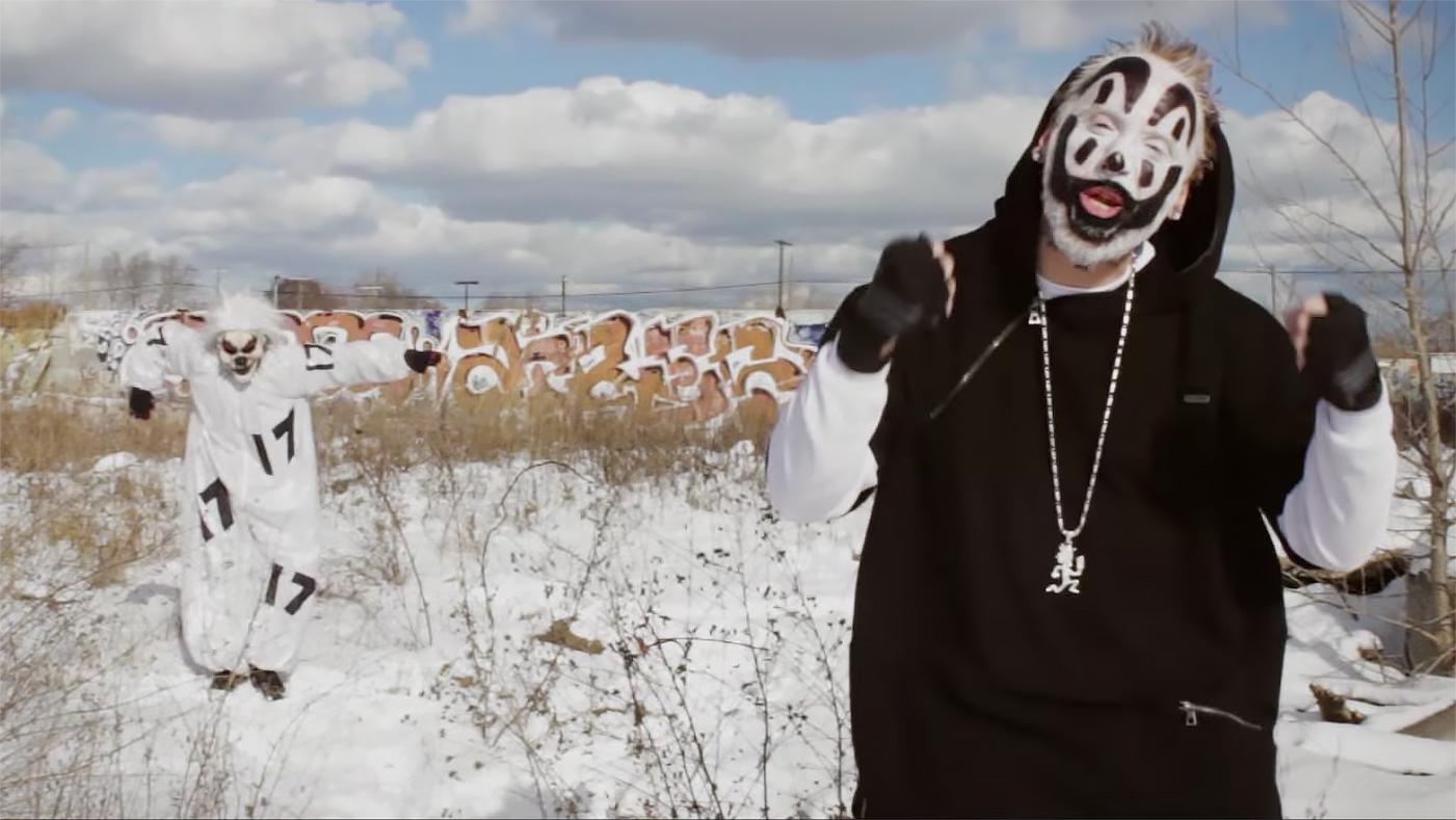 Šialený klaun Posse Zoznamka Zobraziť pieseň