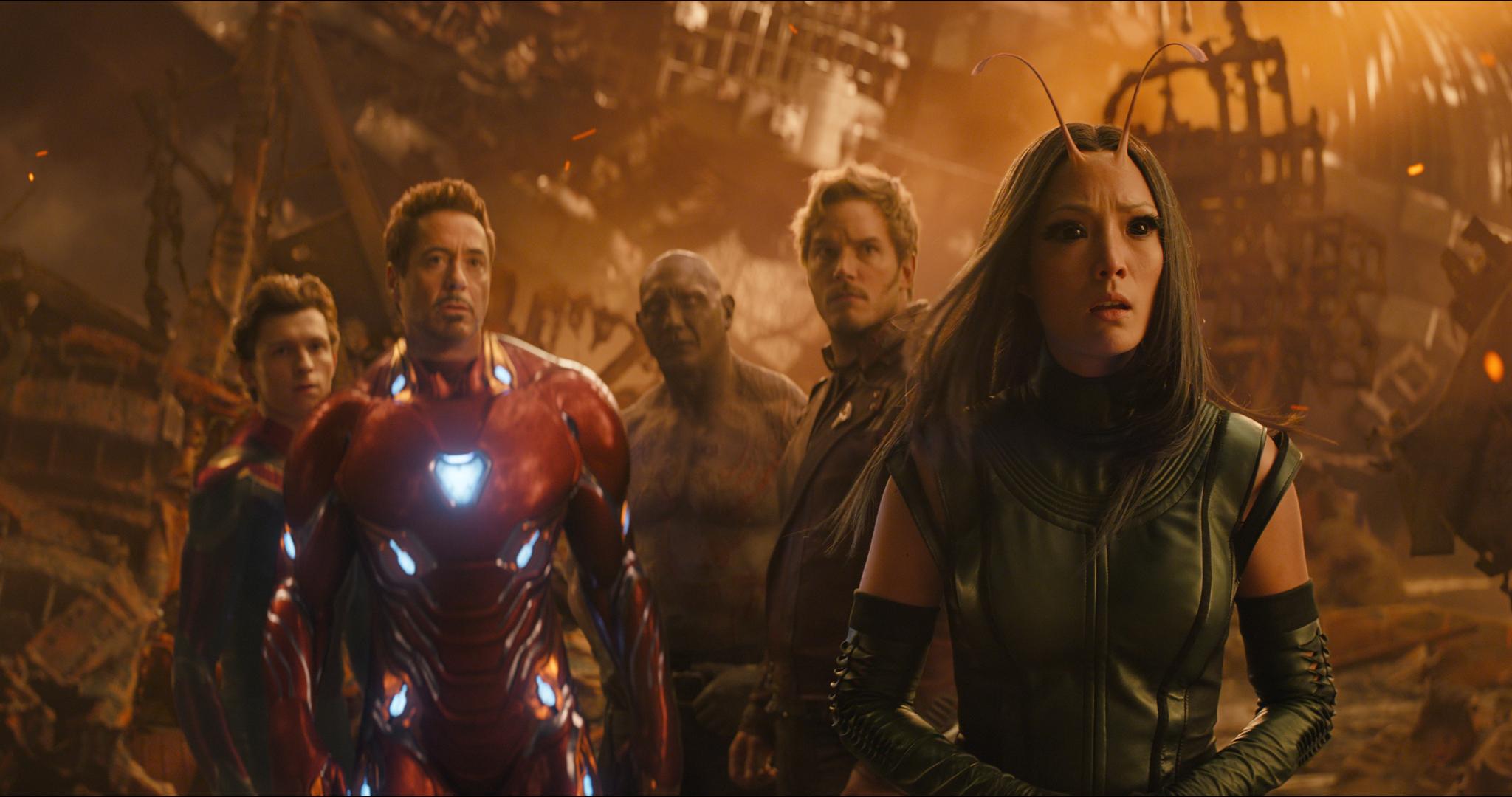Oscar Nominated Movie - Avengers