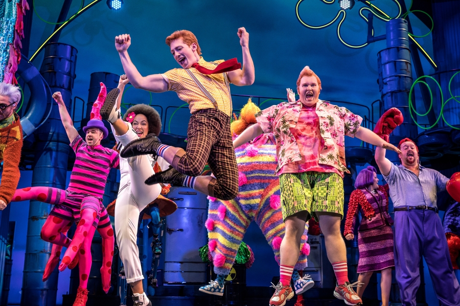 Inside 'SpongeBob' Musical's Rock Soundtrack: Bowie and More