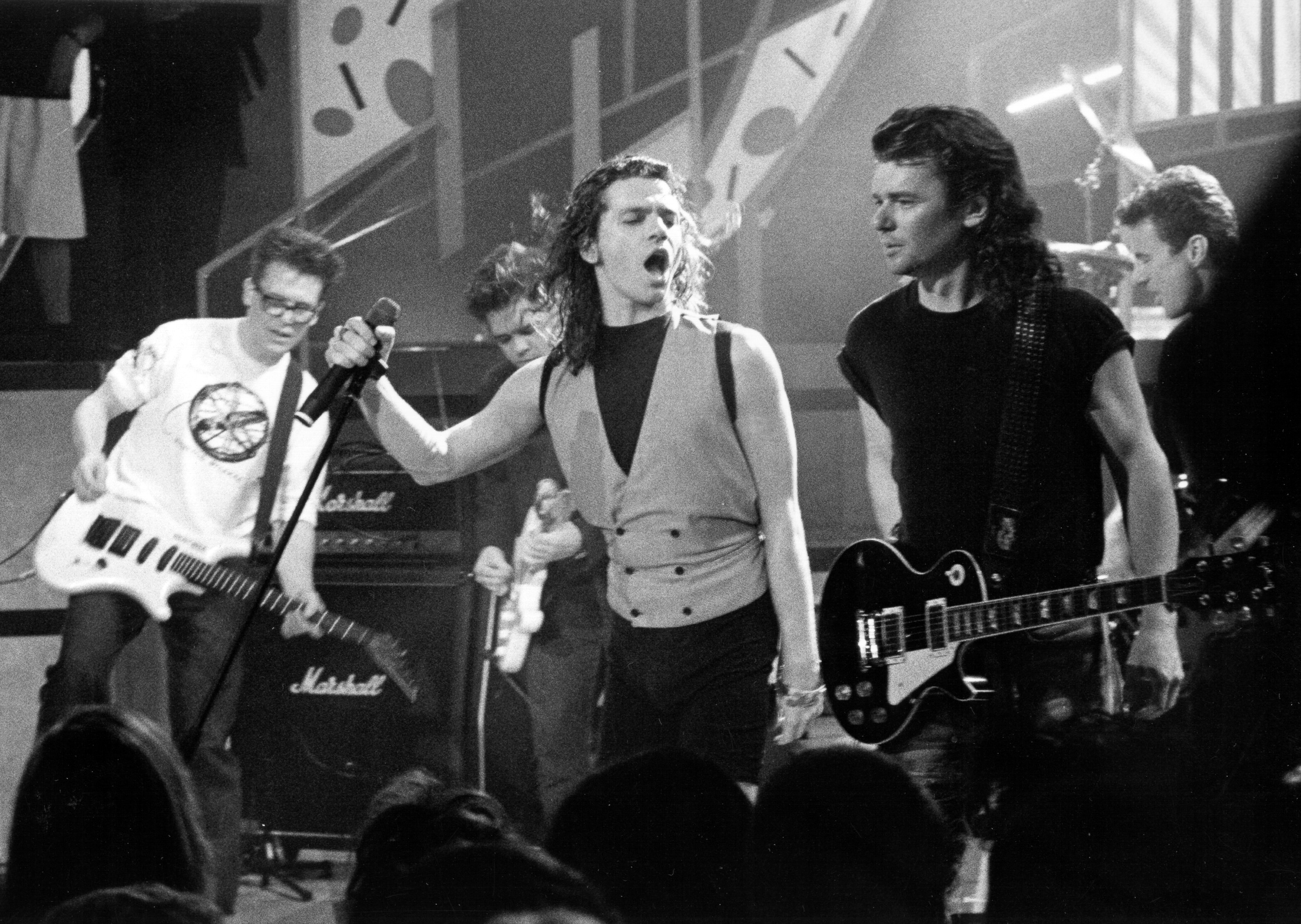 INXS Detail 'Kick' 30th Anniversary Reissue – Rolling Stone
