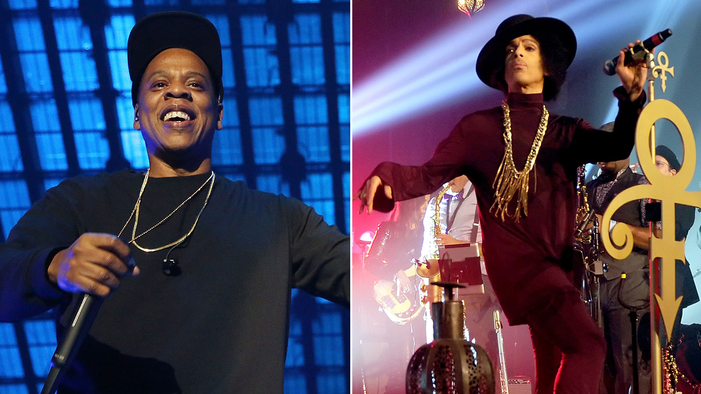 Jay Z Lashes Out At Prince Estate On Caught Their Eyes Rolling Stone