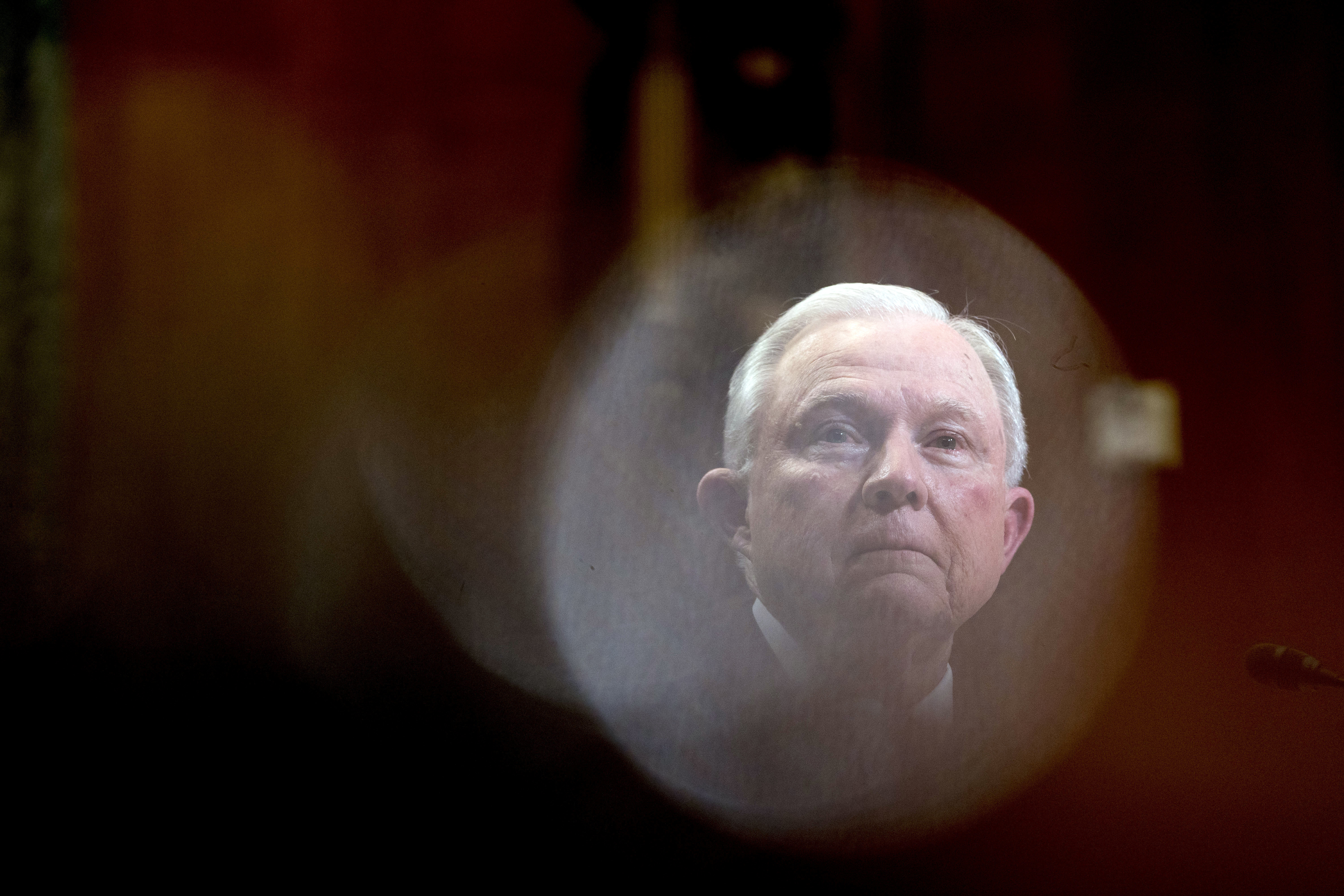 rollingstone.com - Tim Dickinson - Did Jeff Sessions Know of Proposed Trump-Putin Back Channel?