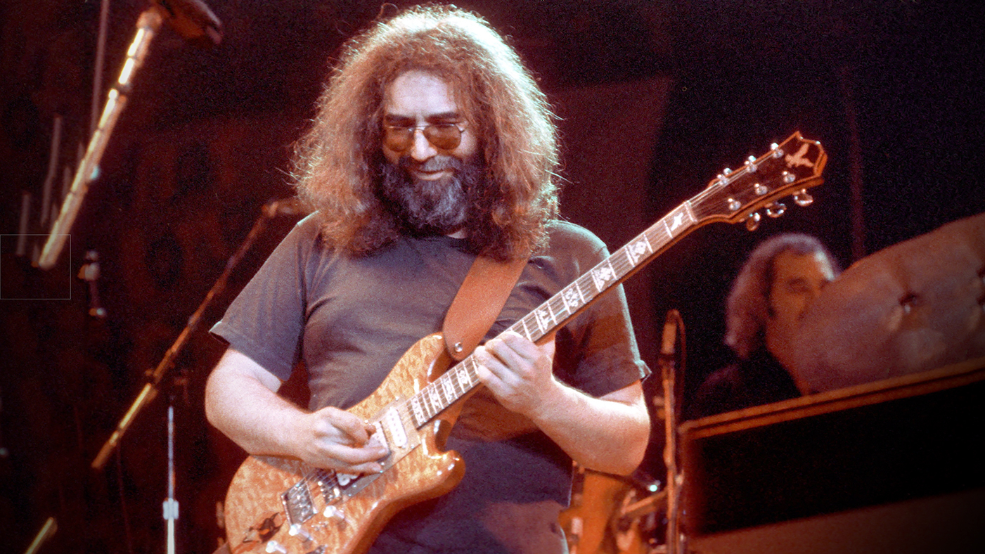Jerry Garcias Wolf Guitar Sells For 19 Million Rolling Stone