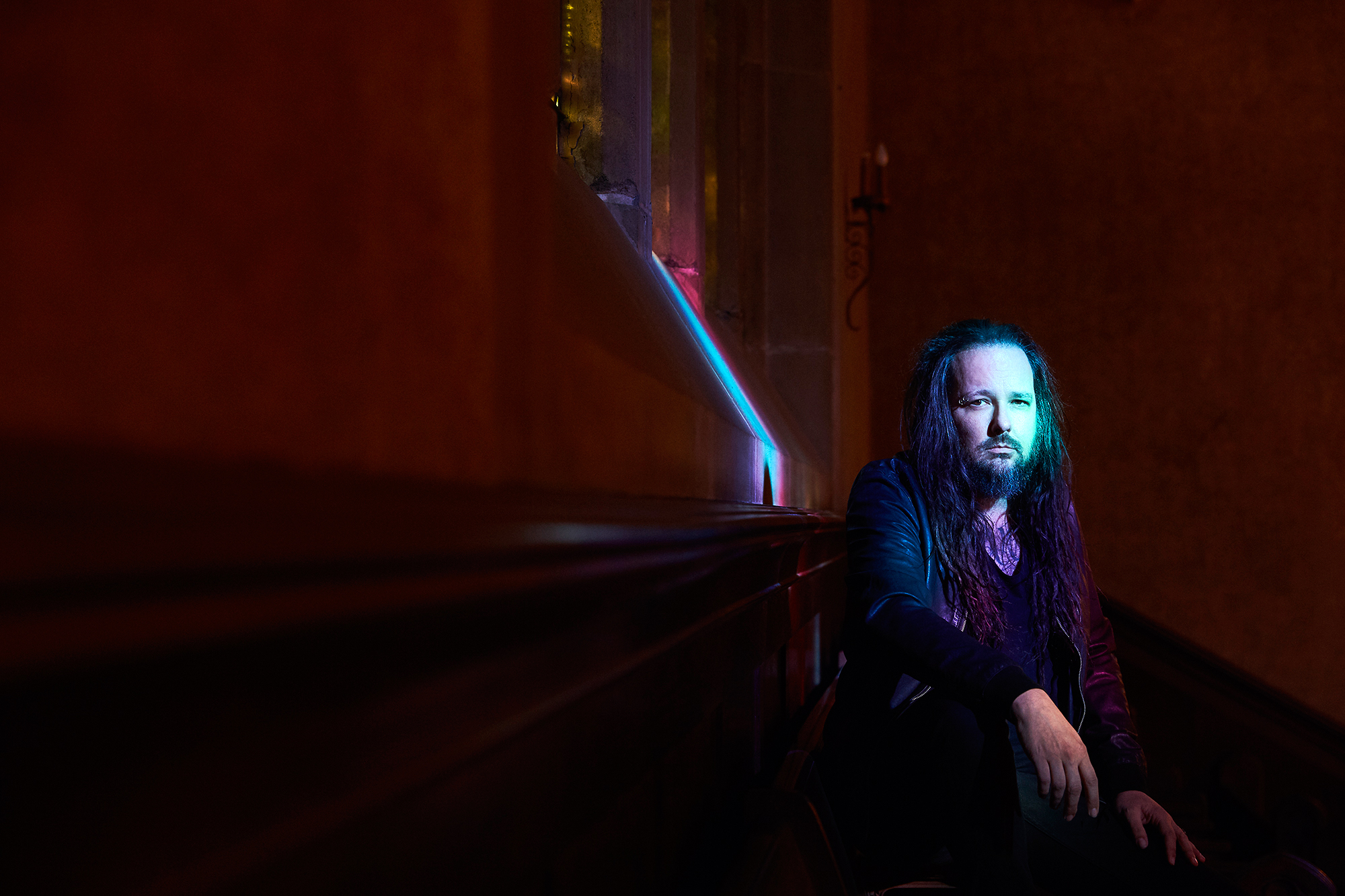 Korn's Jonathan Davis Details Solo LP 'Black Labyrinth' With Song Samples