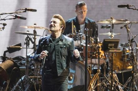 U2 Resurrect 'The Joshua Tree' at U S  Tour Opener – Rolling
