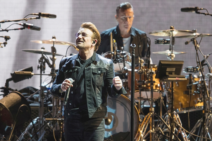 Bono on 'Joshua Tree' Tour, Trump, U2's Next Album – Rolling Stone