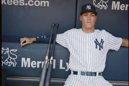 the best attitude d4801 9a9c0 Aaron Judge: New York Yankees Slugger Is Changing Baseball ...