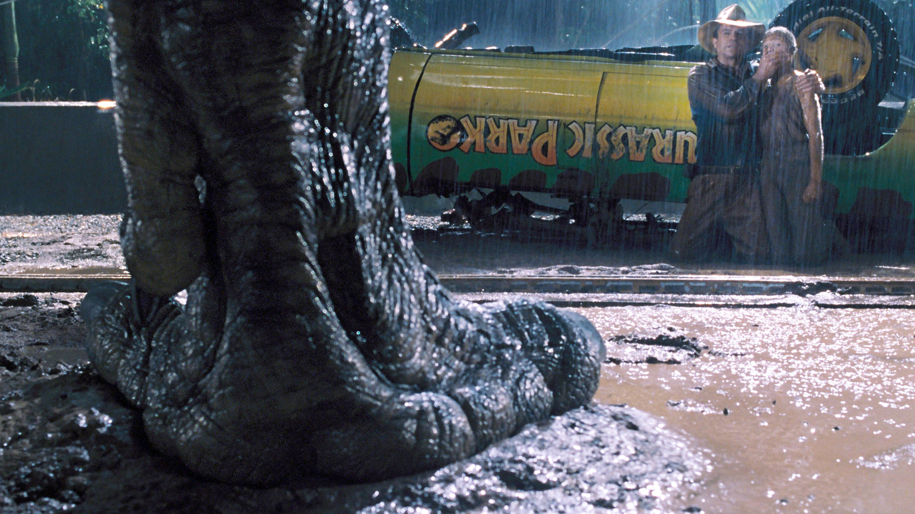 'Jurassic Park' at 25: How Spielberg's Dinos-Run-Wild Blockbuster Changed the Game