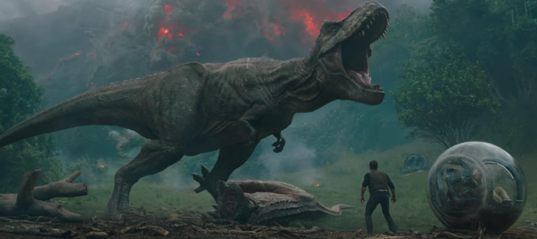 Watch Harrowing New 'Jurassic World: Fallen Kingdom' Trailer