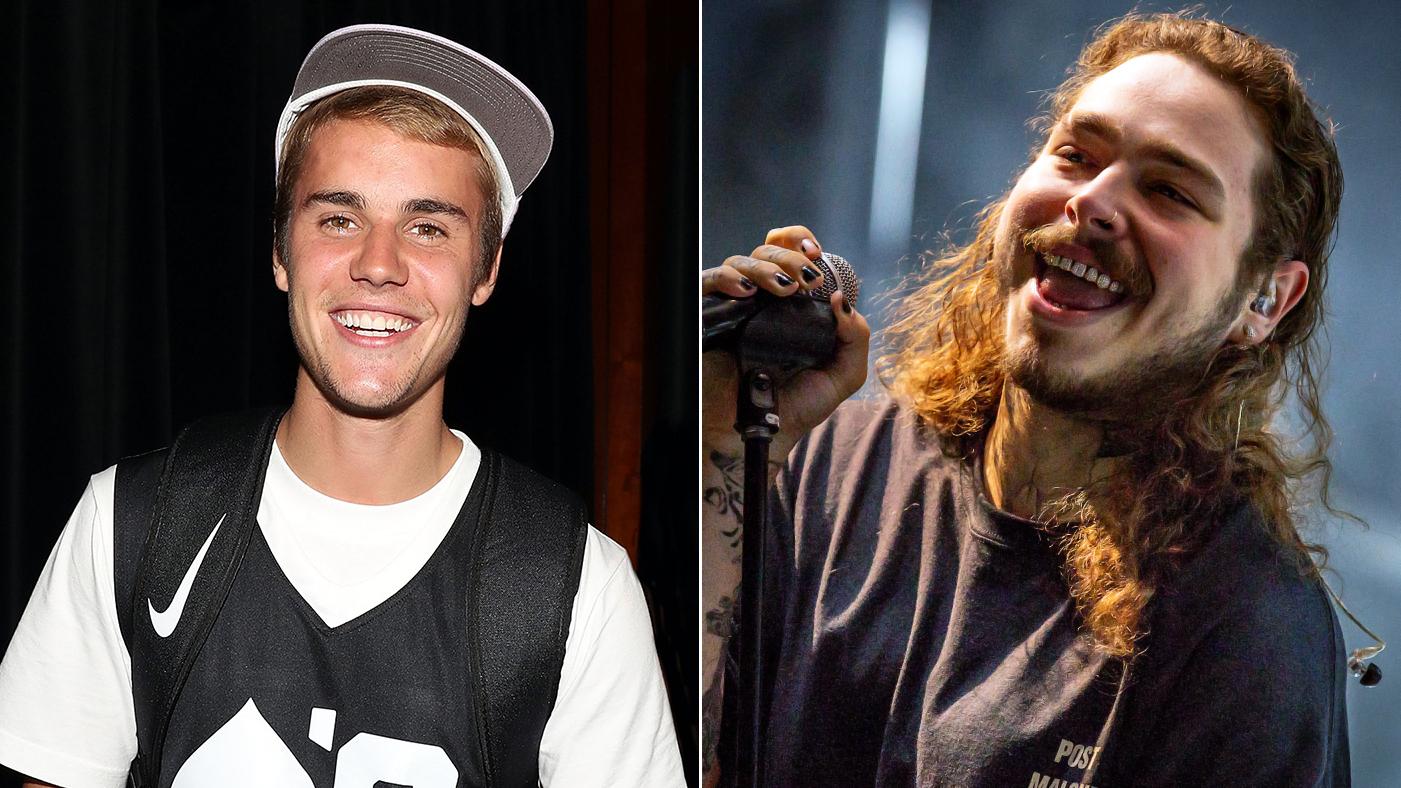 3c5aea62d648 Hillsong Church Pastor Slams Post Malone Justin Bieber Claims ...
