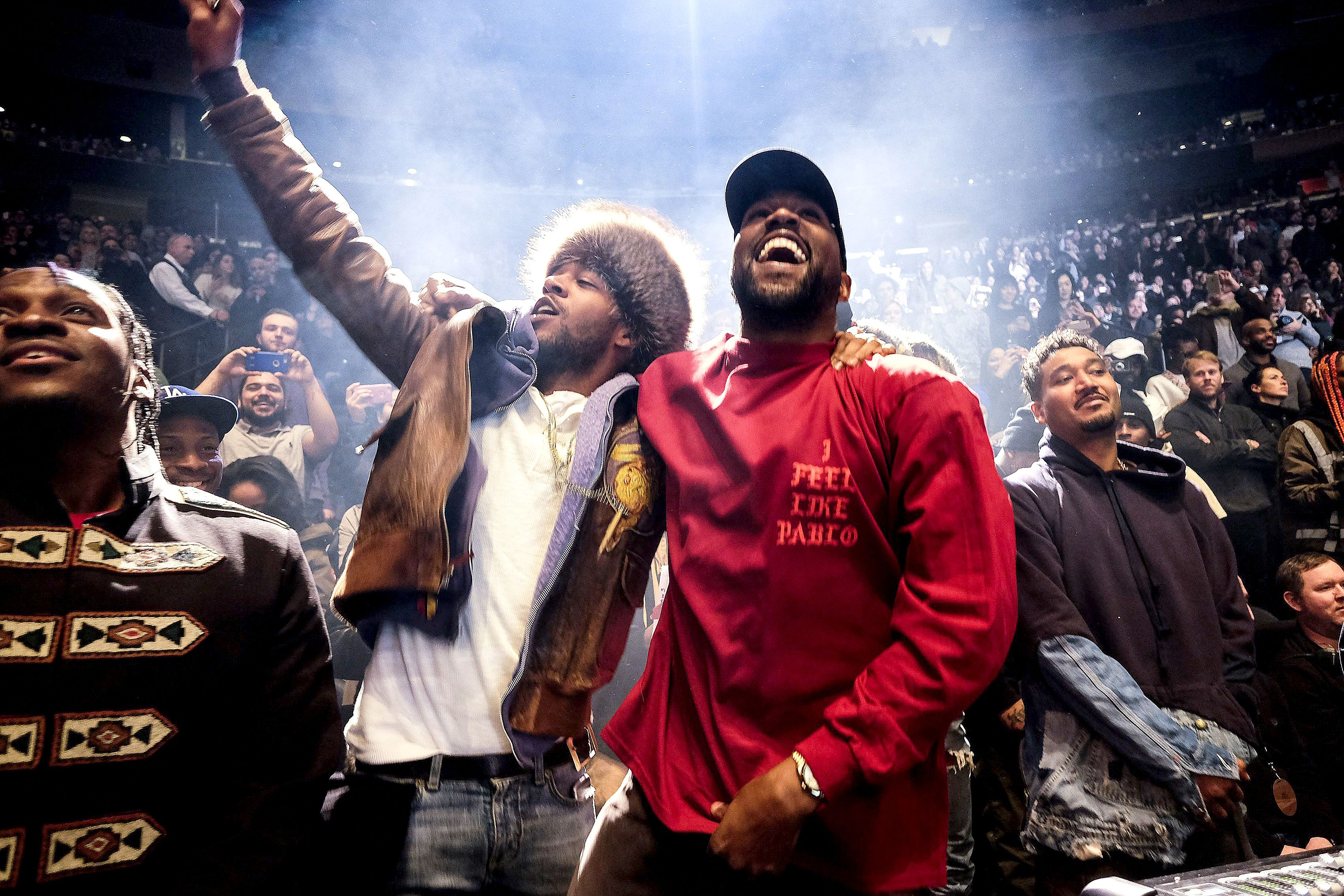 Review: Kanye West and Kid Cudi's 'Kids See Ghosts