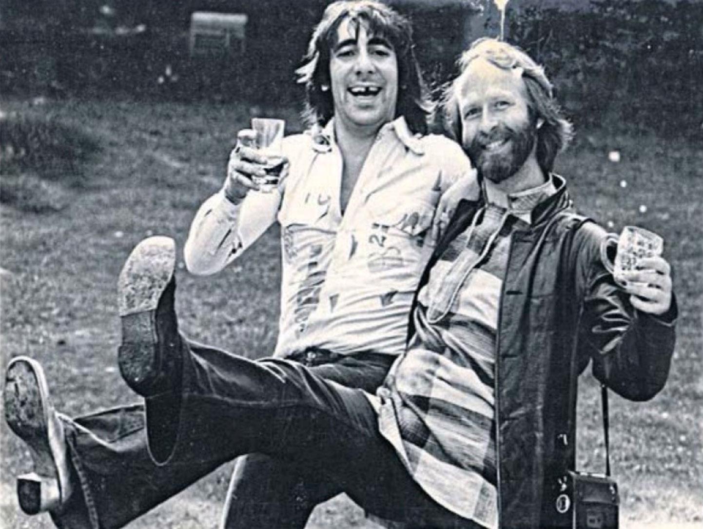Doors Biographer Jerry Hopkins Dies At 82  sc 1 st  Rolling Stone & Doors Biographer Jerry Hopkins Dead at 82 u2013 Rolling Stone