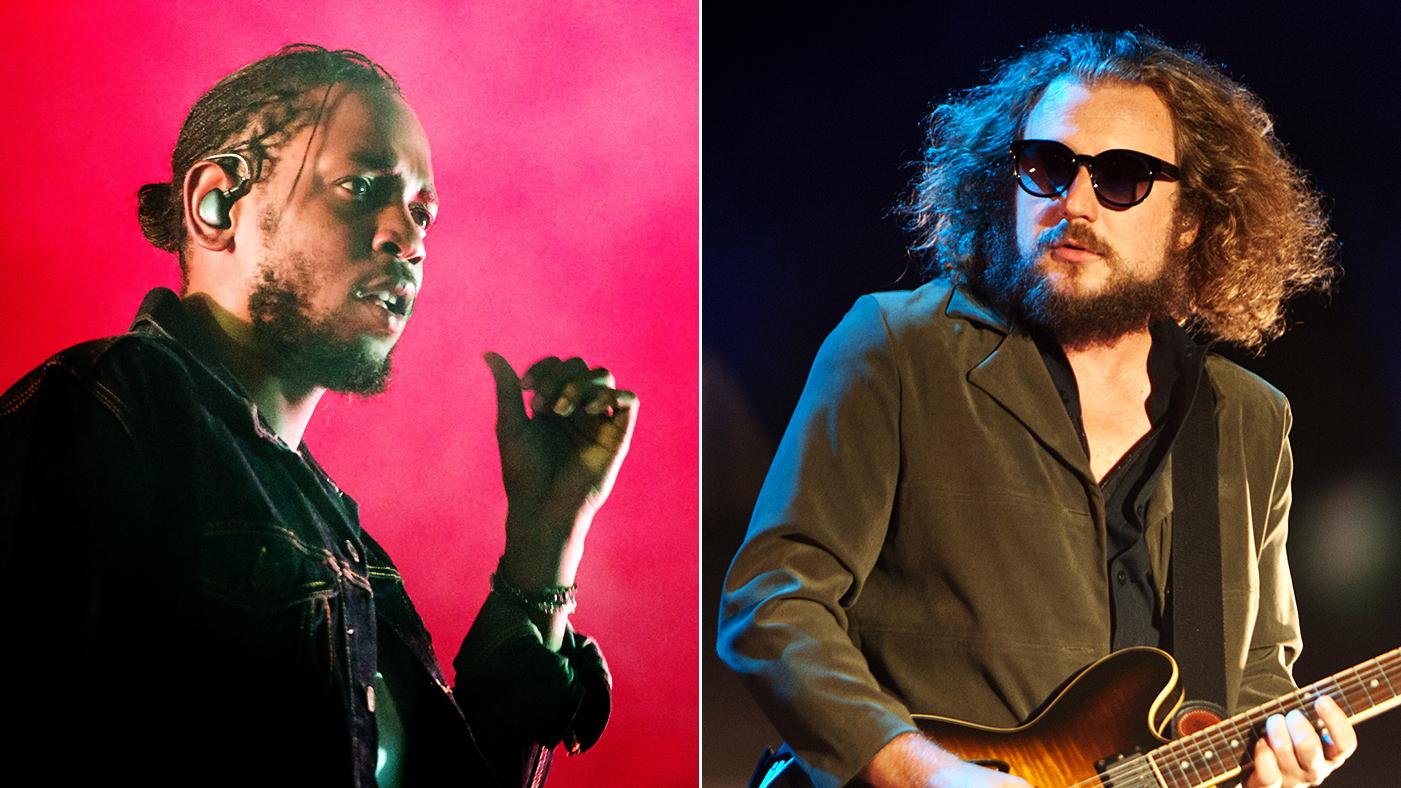 Best Albums to Stream: Kendrick Lamar, Jim James, Beach Boys