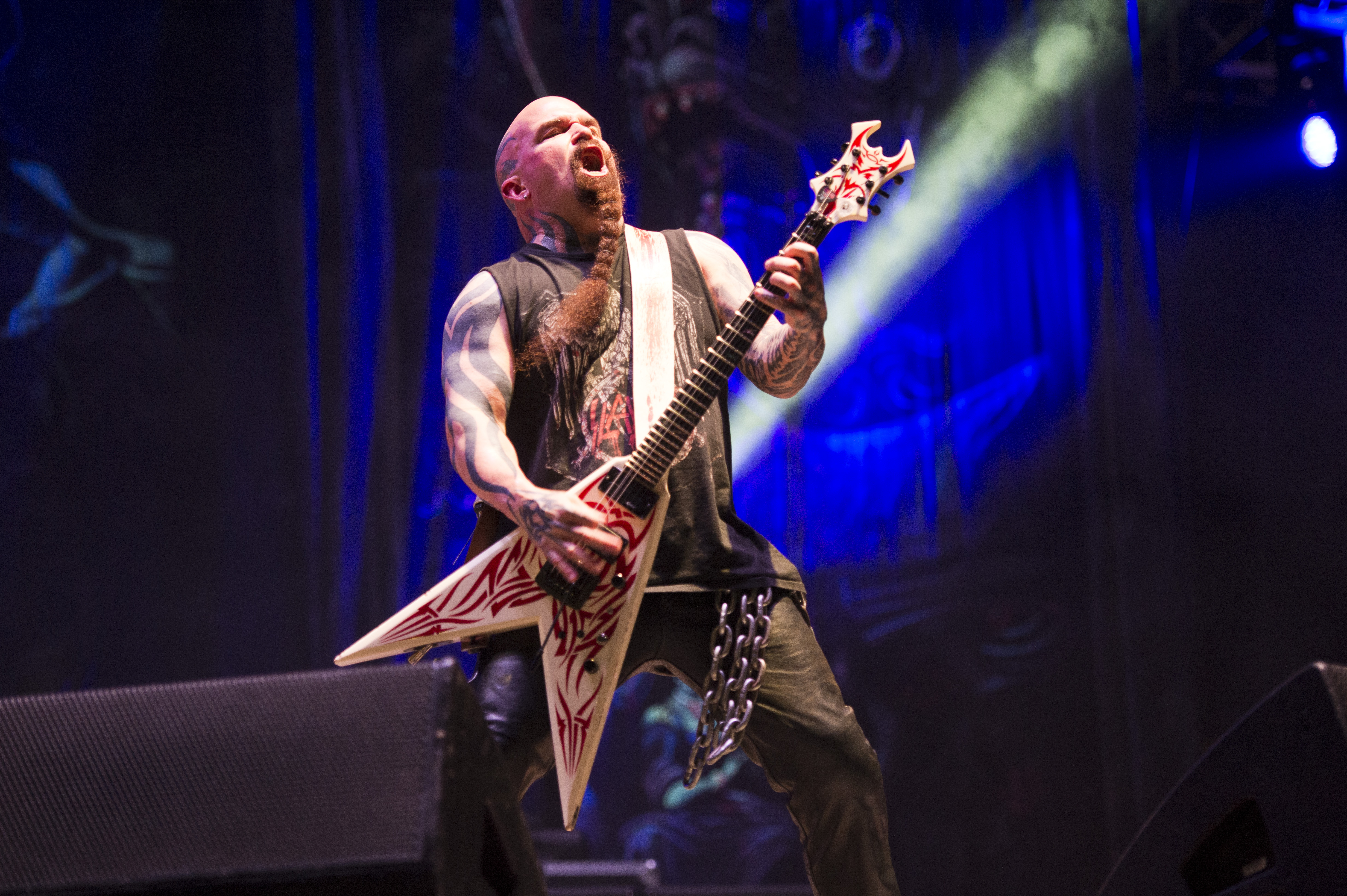 Slayer's Kerry King: My 10 Favorite Metal Albums – Rolling Stone