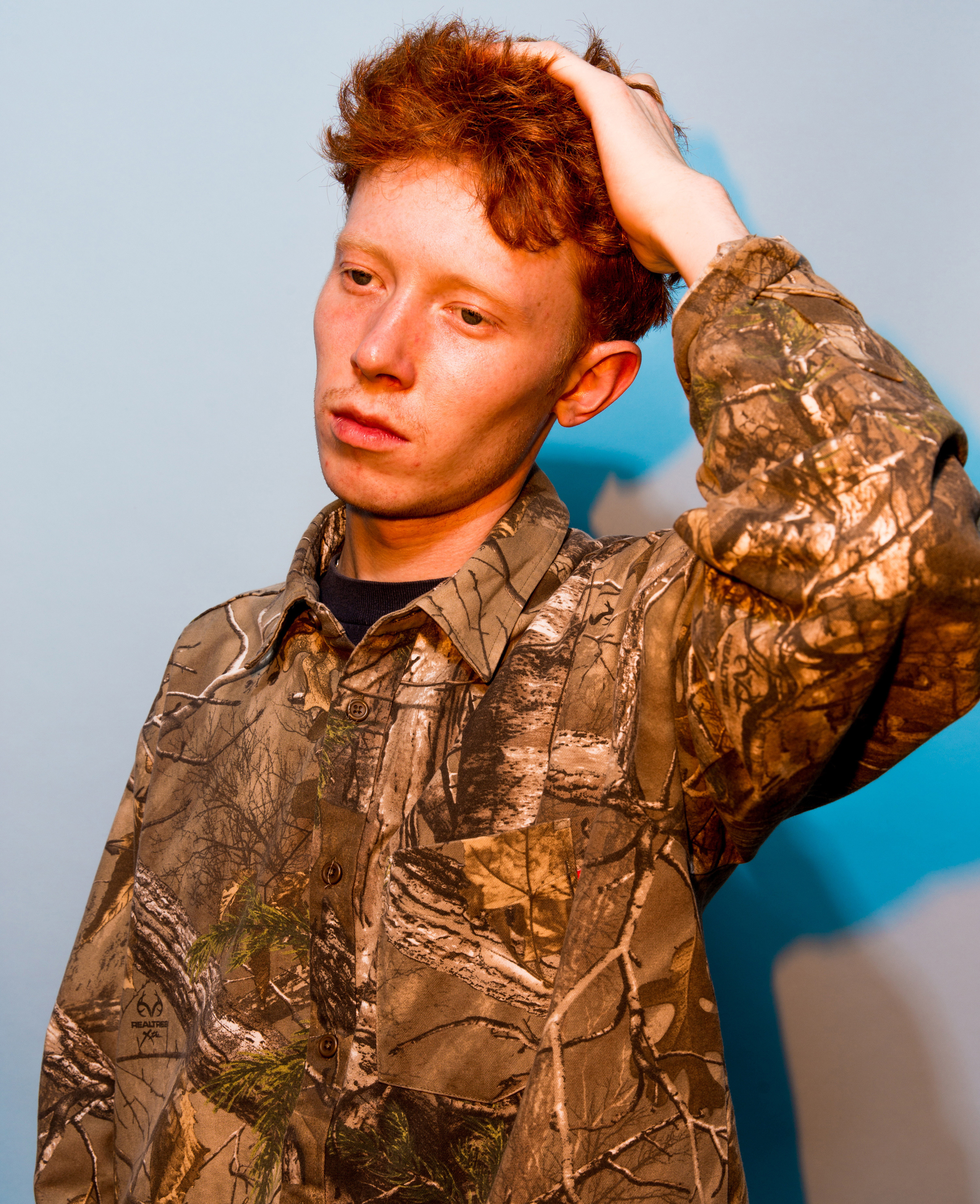 The kids outside Chicago's Metro have been waiting for hours to see Archy  Marshall, the 23-year-old London singer known as King Krule.