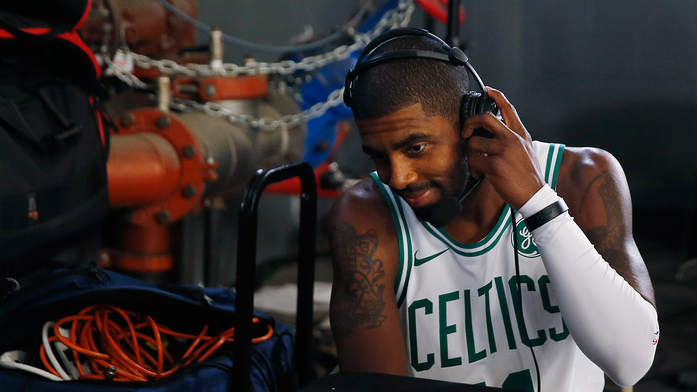 ae8340775 Kyrie Irving comes clean on flat-Earth theory