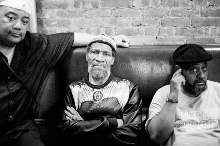 The Last Poets, Rap Forefathers, Talk Black Lives Matter, Playing Basketball With Wu-Tang