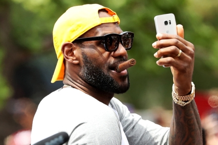 LeBron James Previews Raps Tracks on Instagram – Rolling Stone