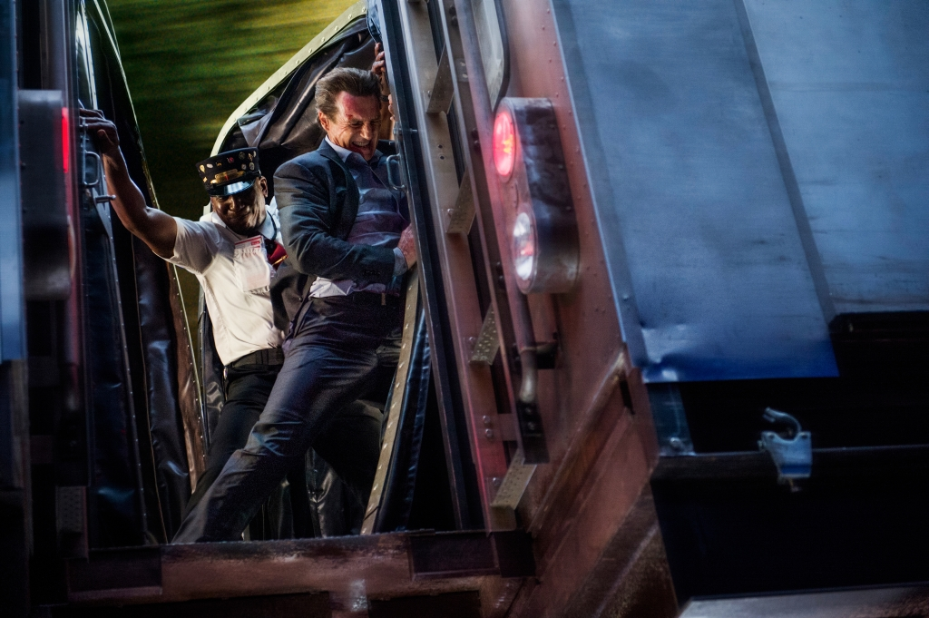 5ac161a42f5 Peter Travers: Liam Neeson's 'The Commuter is 'Taken' on a Train ...