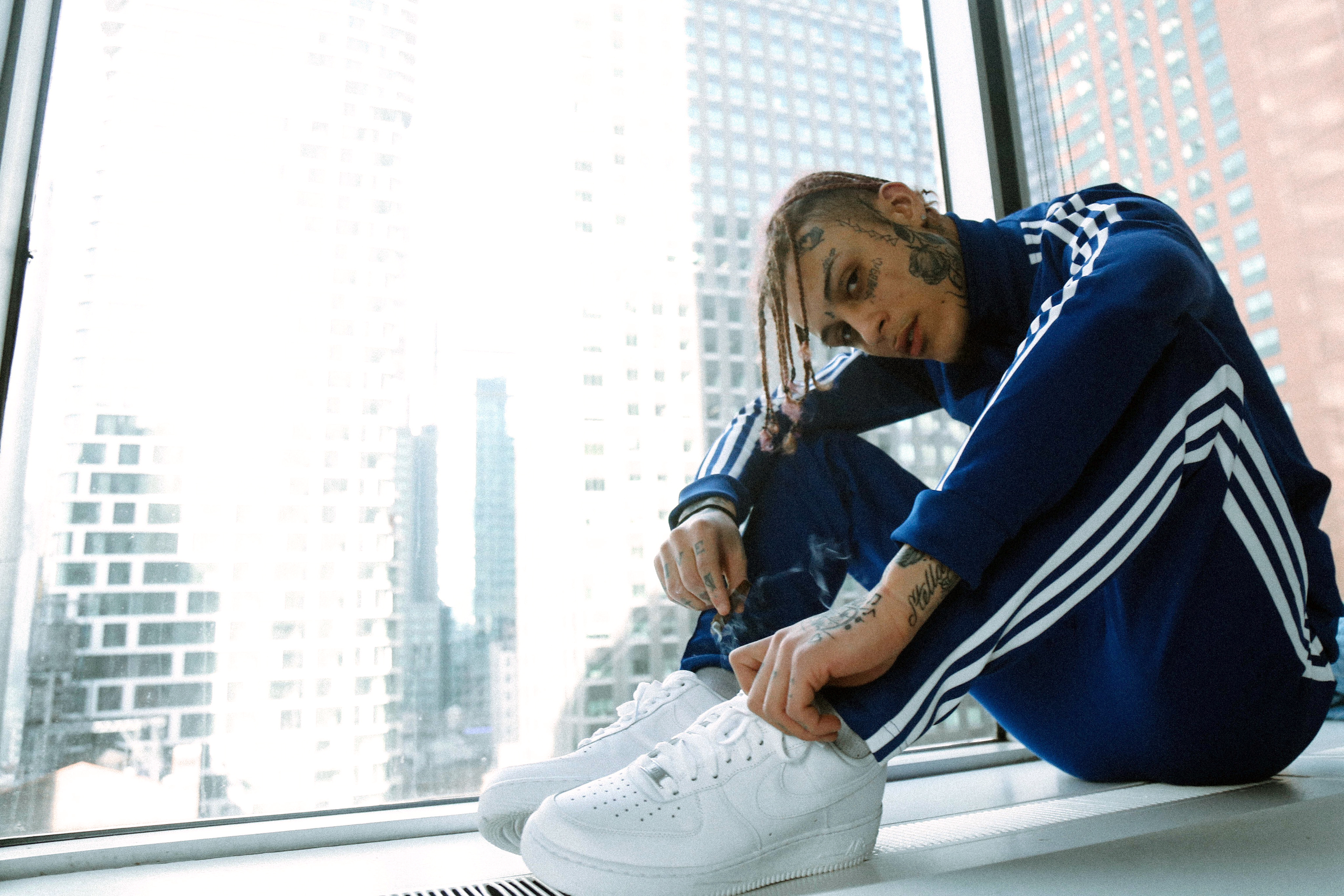 Lil Skies: SoundCloud Rapper With 'Red Roses,' 'Nowadays