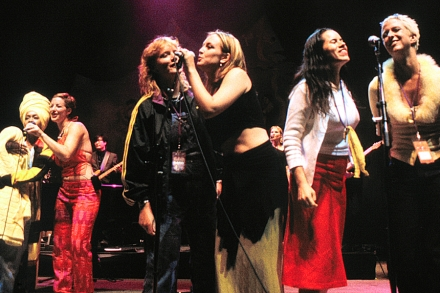Sarah McLachlan and Others on Lilith Fair's 20th Anniversary