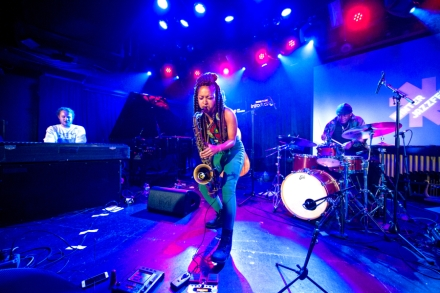 New London Jazz: Shabaka Hutchings, Nubya Garcia, Moses Boyd