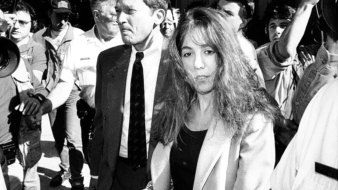Amy Fisher Caught On Tape flashback: amy fisher becomes 'long island lolita' - rolling