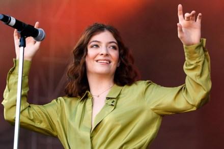 Hear Lorde's 'Dynamite' Remix With SZA, Khalid, Post Malone