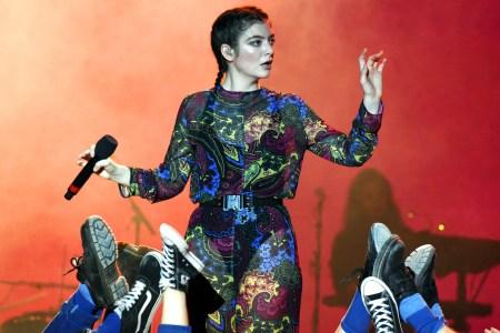 Lorde Sets North American Leg of Melodrama World Tour