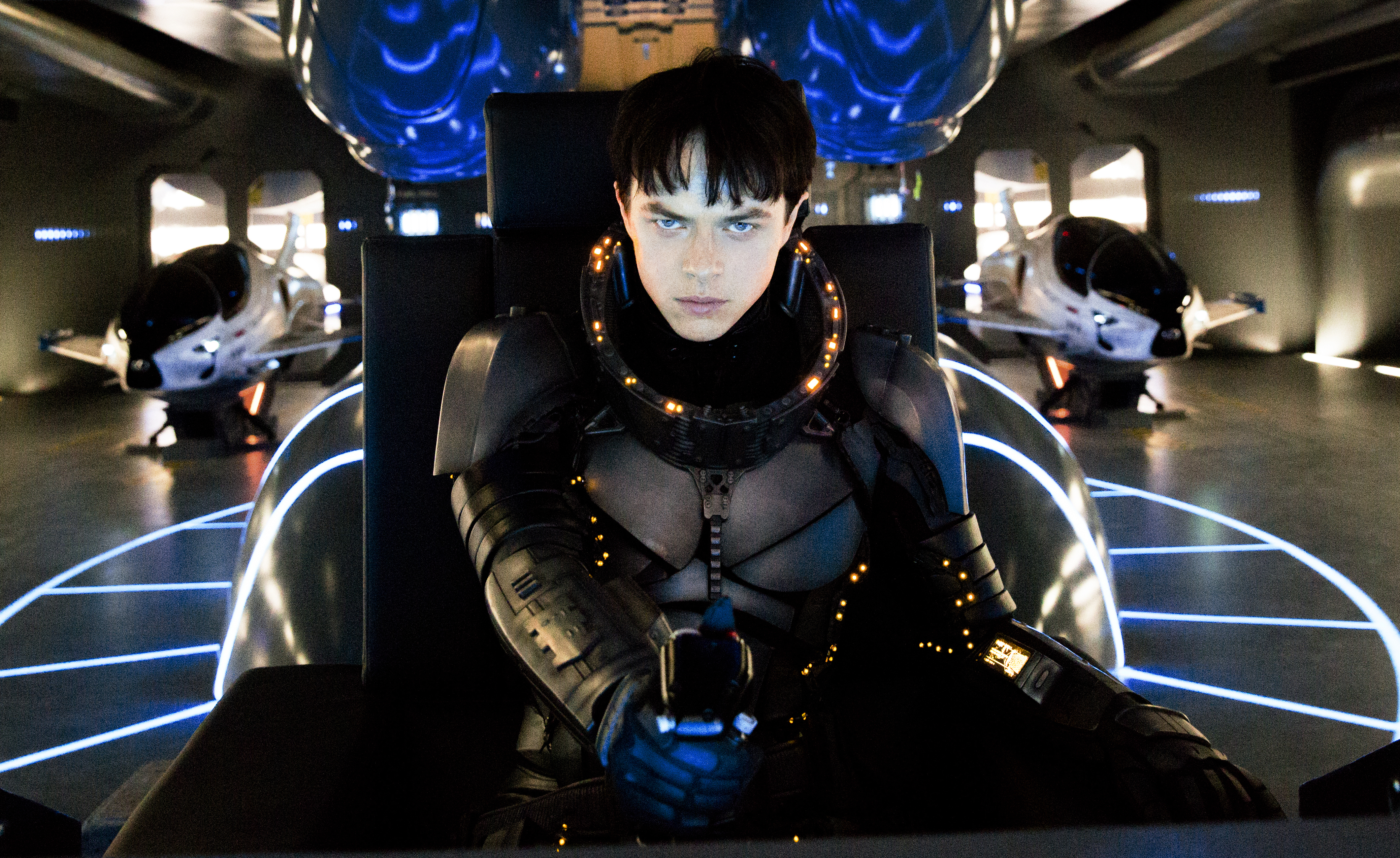 Valerian and the City of a Thousand Planets' Review: It's a Sci-Fi