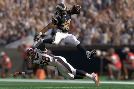 Madden' Helps High School Football Players Learn the Game