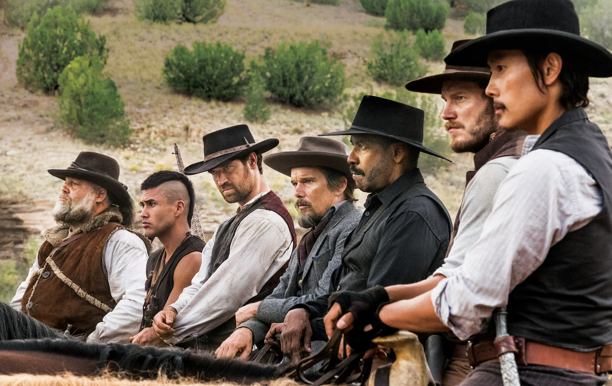 peter travers the magnificent seven movie review rolling stone. Black Bedroom Furniture Sets. Home Design Ideas
