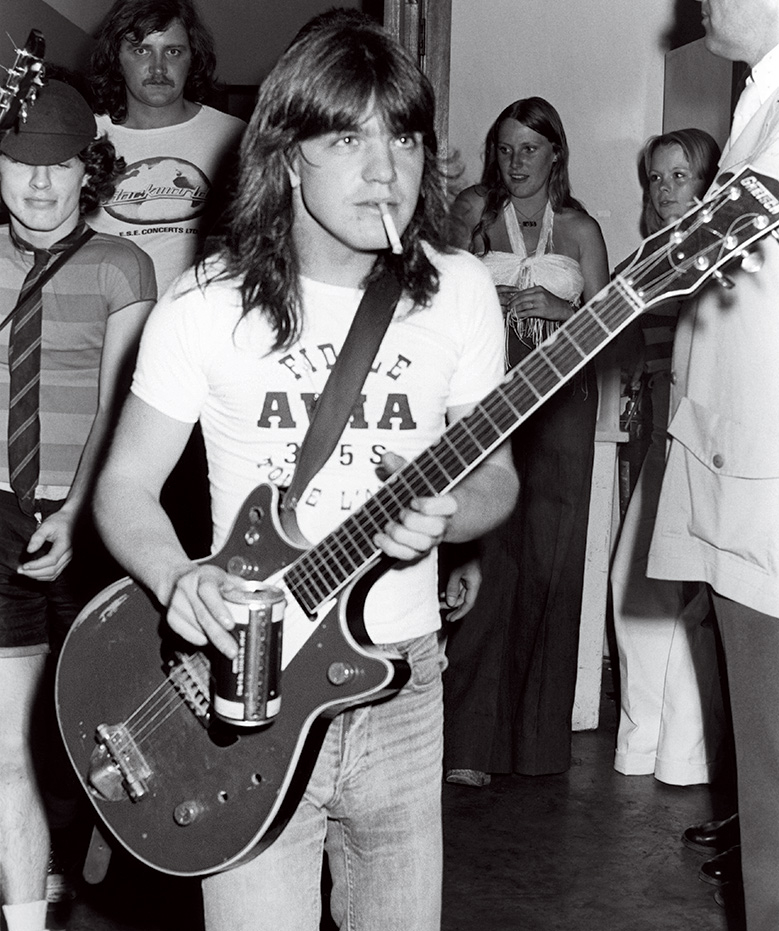 AC/DC's Brian Johnson on Malcolm Young: 'He Paid Attention to Everything'