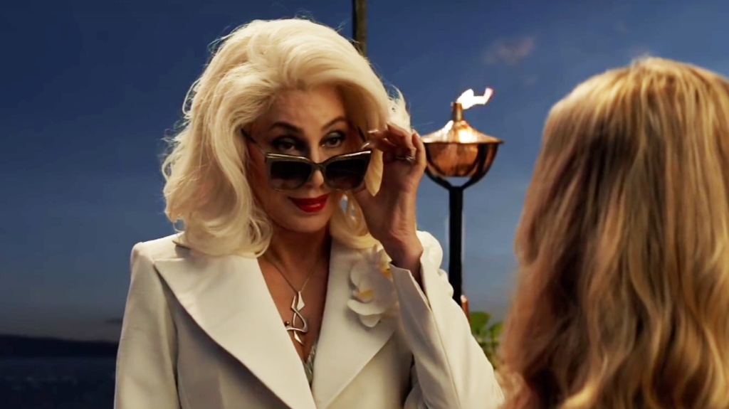 Mamma Mia!' First Trailer: Watch Cher's Grand Entrance