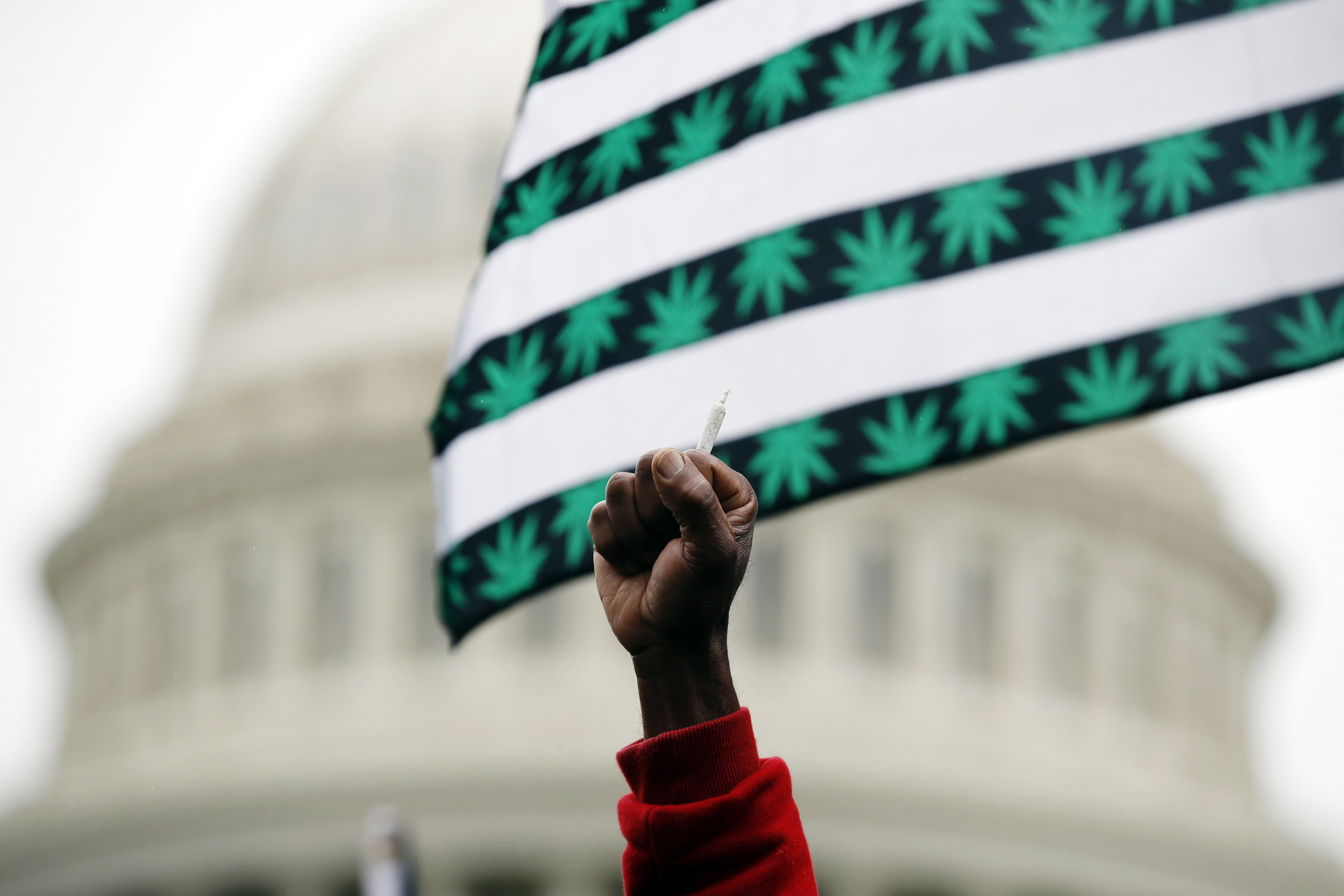 Pot for All: How Congress Is Trying to Make Weed Legal