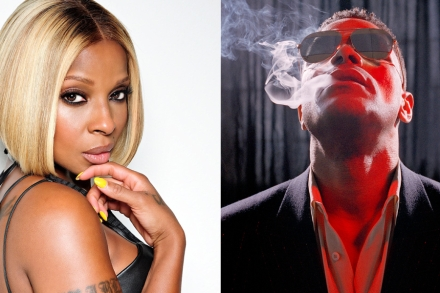 Mary J  Blige, Maxwell Talk 'Dream Come True' Joint Tour