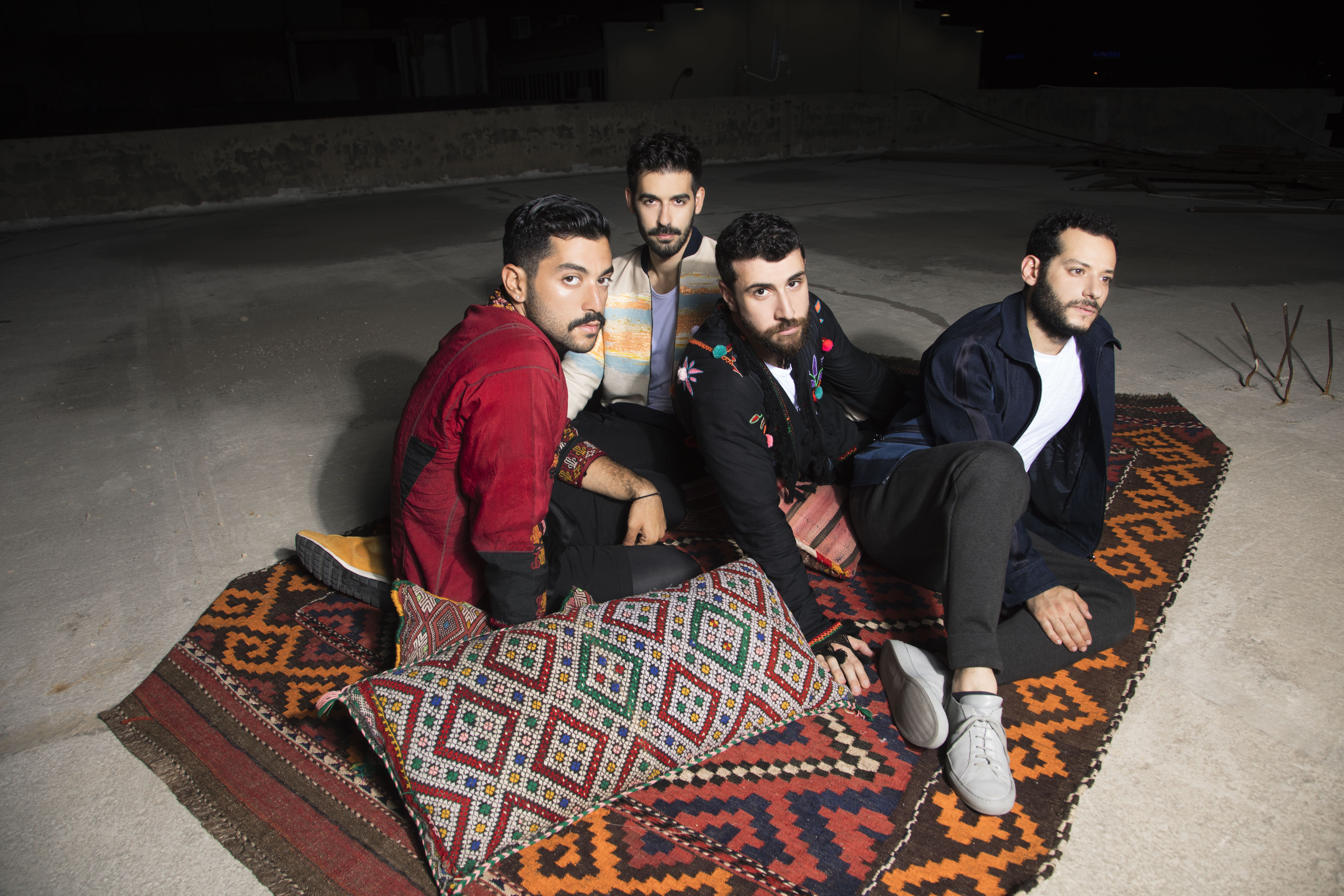 What it's Like to Be an LGBT Band in the Middle East