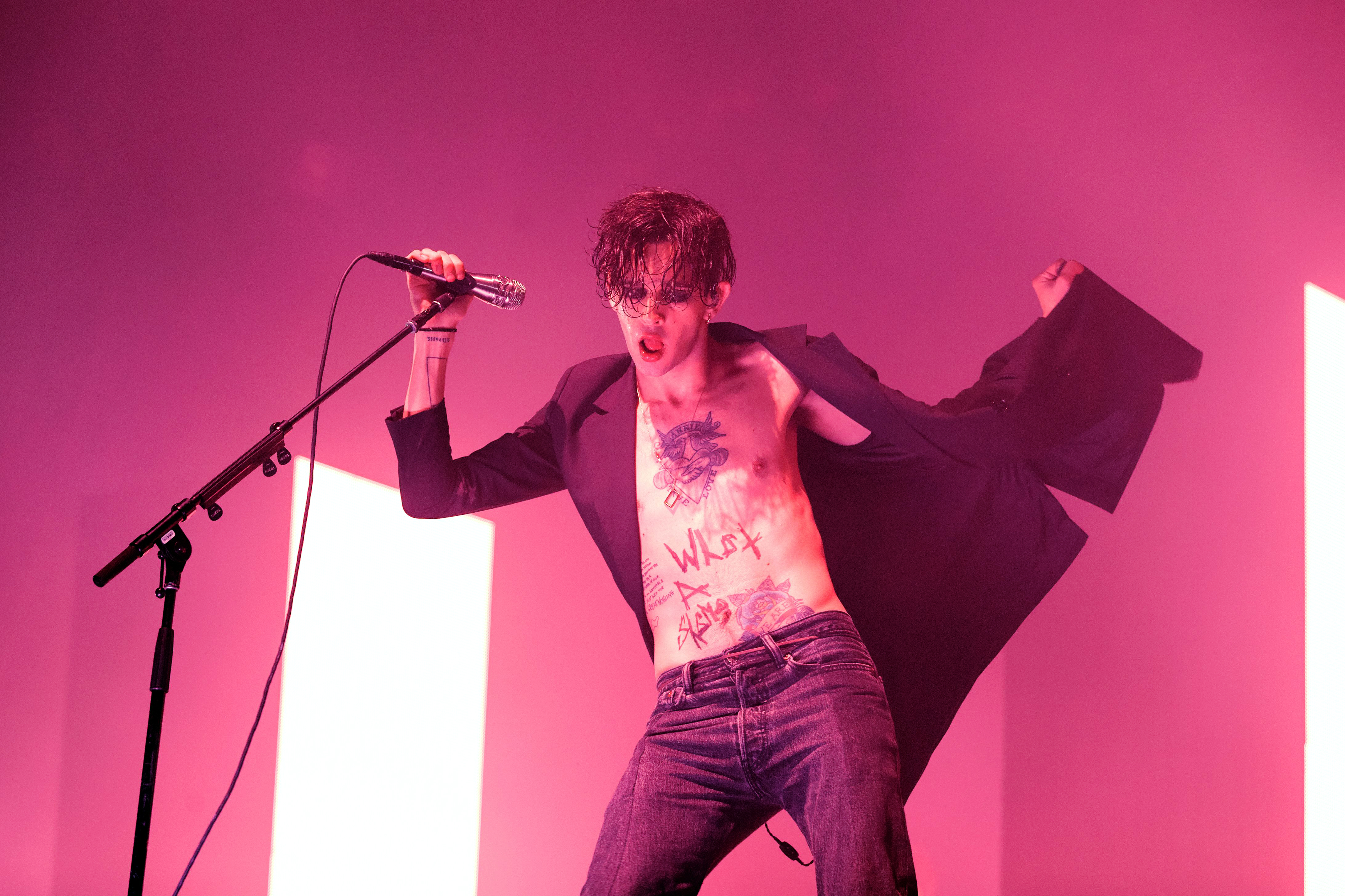 The 1975 Preview New Album With Thrilling Give Yourself A
