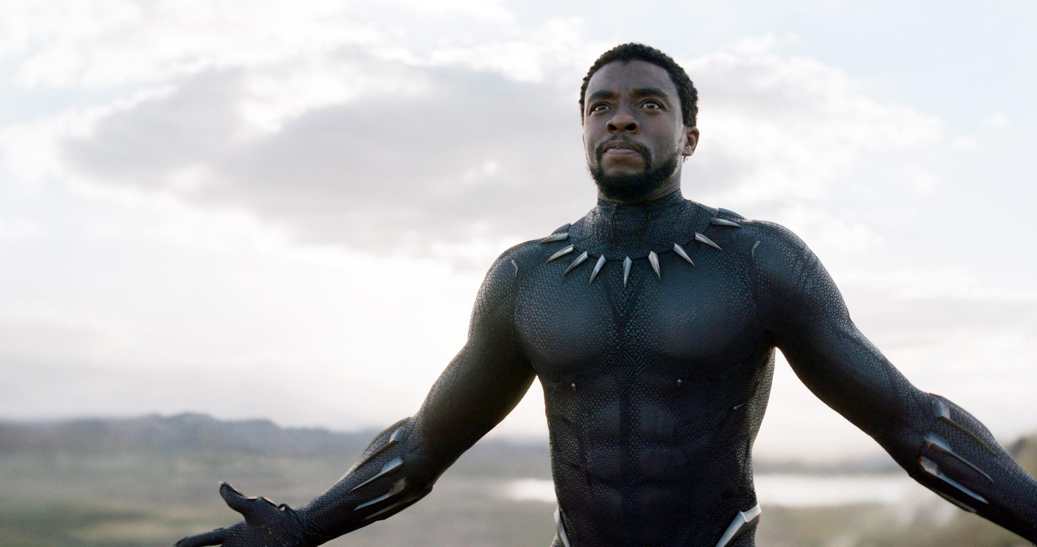 Black Panther Nude Photos 56