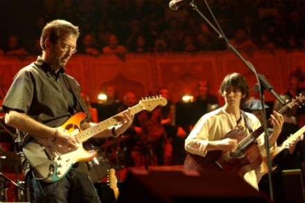 All-Star George Harrison Tribute Concert Gets Vinyl Reissue