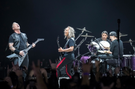 Metallica to Receive Music's 'Nobel Prize' – Rolling Stone