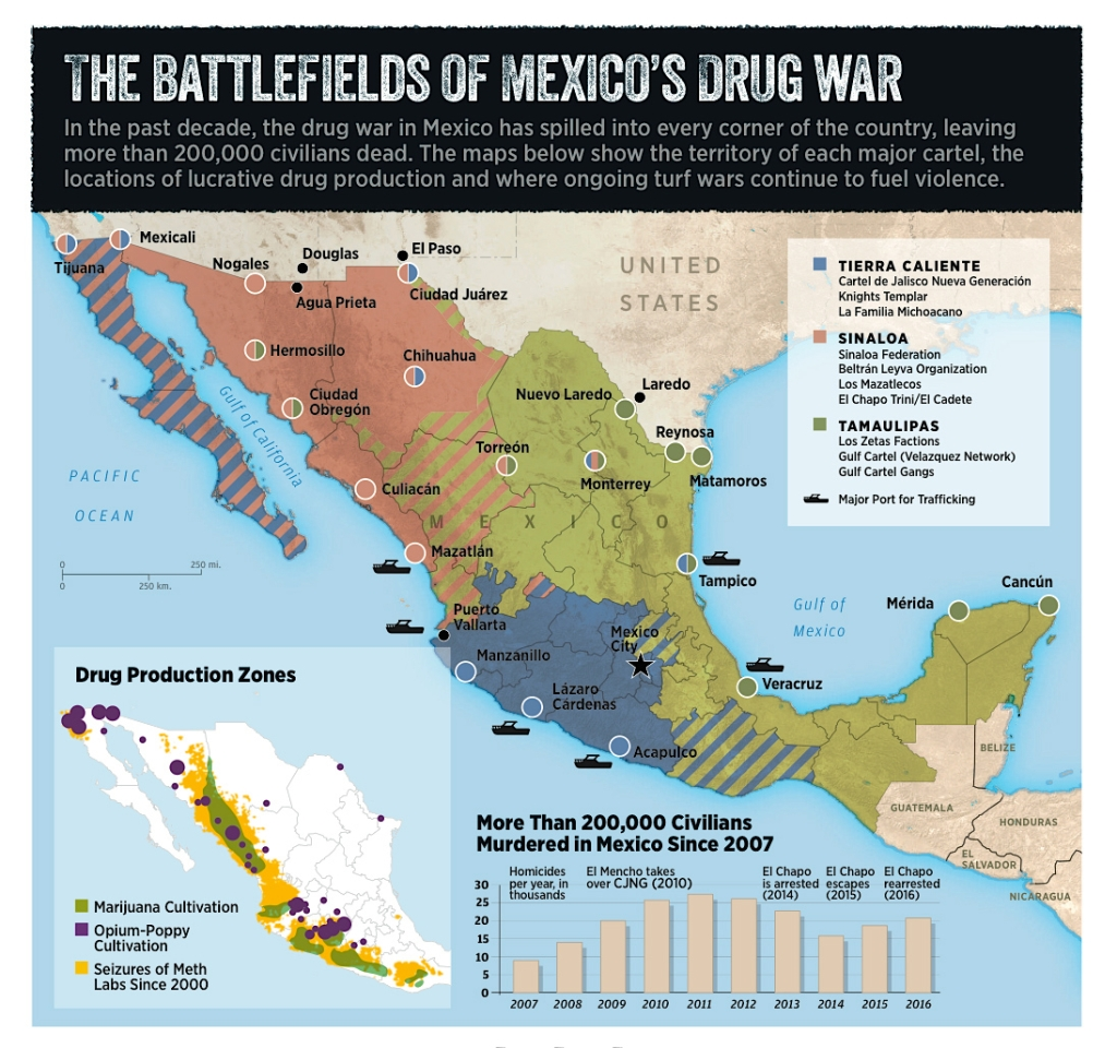 The Brutal Rise Of El Mencho Mexico S Next Generation Narco