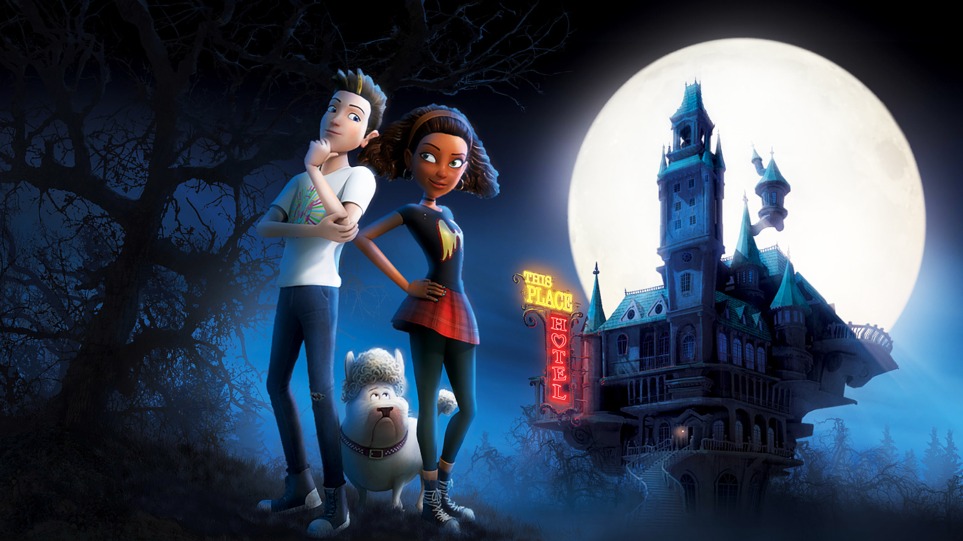 michael jacksons halloween a new one hour animated adventure with michael jacksons acclaimed music