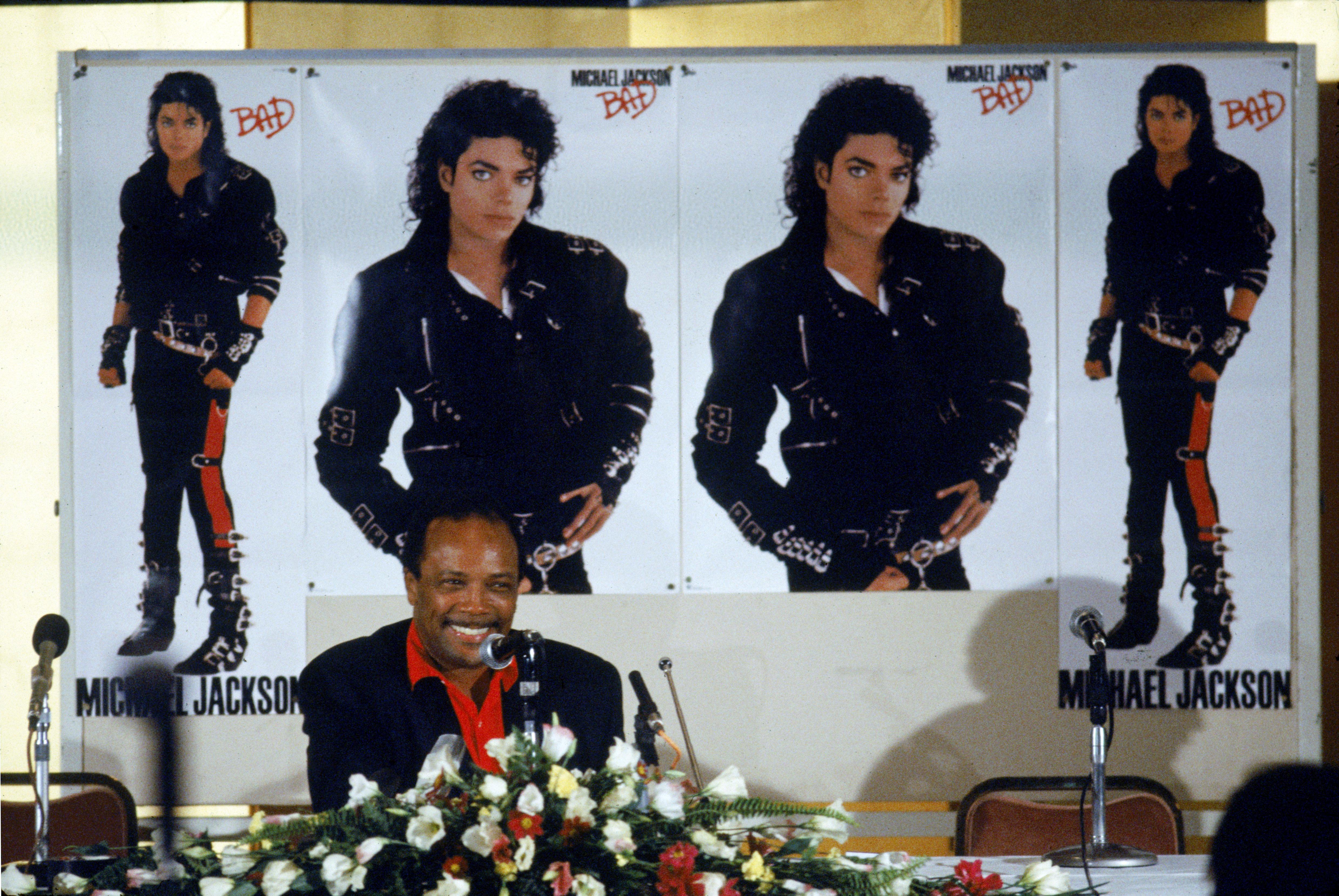 Quincy Jones on the Making of Michael Jackson's 'Bad