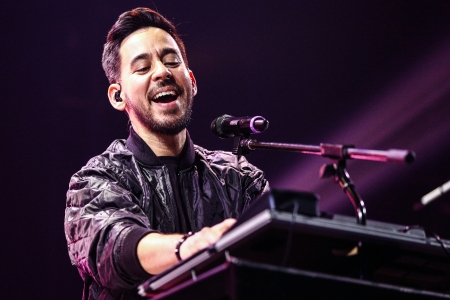 Linkin Park's Mike Shinoda Sets First Solo Show Since Chester Bennington's Death
