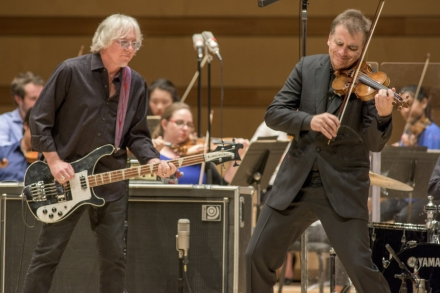 Hear R E M  Bassist Mike Mills' New Rock Concerto – Rolling