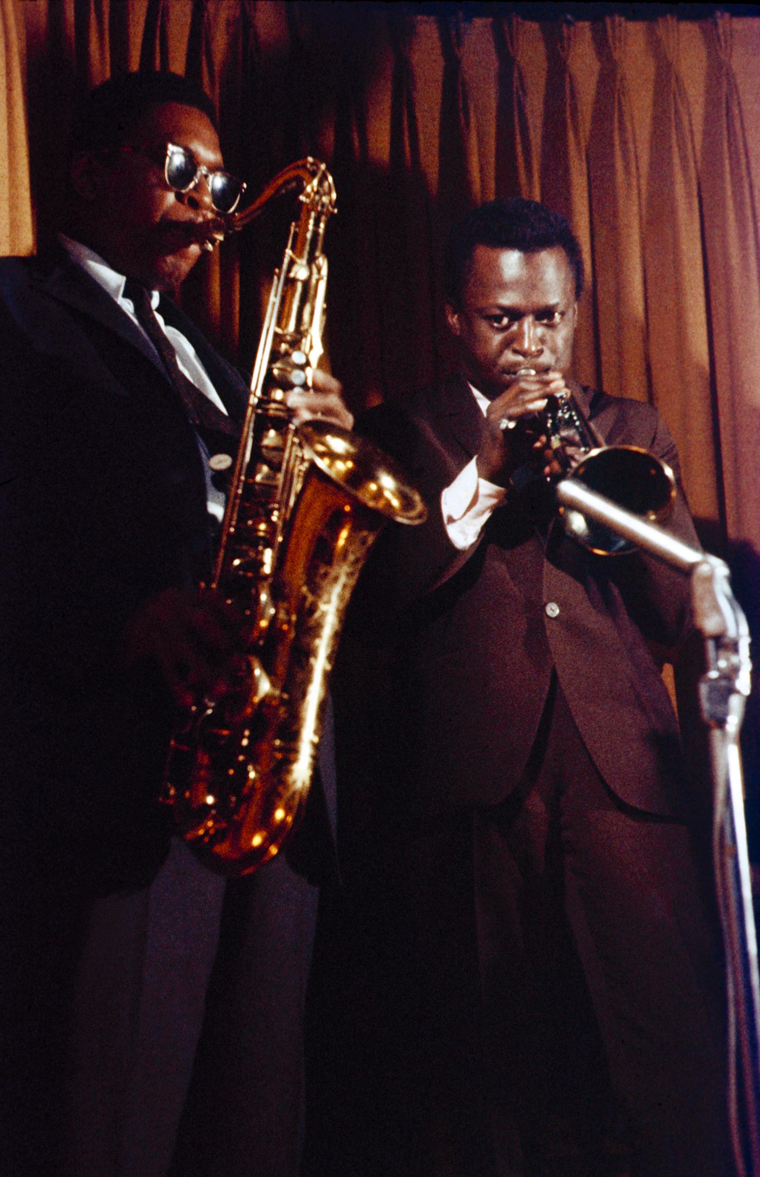 Miles Davis, John Coltrane's 'Final Tour' Focus of Bootleg Series Release